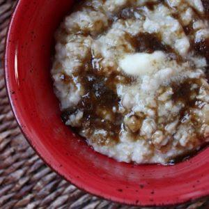 Oatmeal – how do you like to eat it?