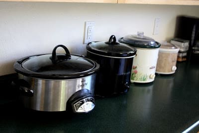 Kitchen Tips: How to Cook Beans in the Crock-Pot recipe by Barefeet In The Kitchen