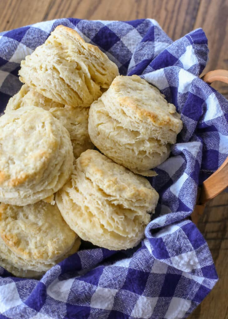 Light, flaky, perfect every time homemade biscuits