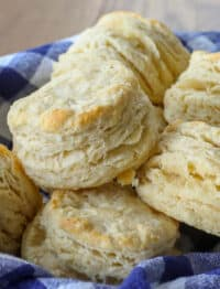 Perfect every time homemade biscuits