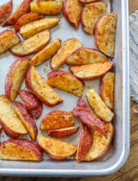 How To Roast Perfect Red Potatoes