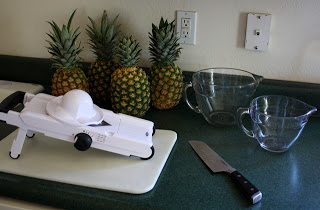 How To Dehydrate Pineapple recipe by Barefeet In The Kitchen