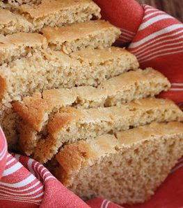 Honey Whole Wheat Bread with Soft White Wheatberries