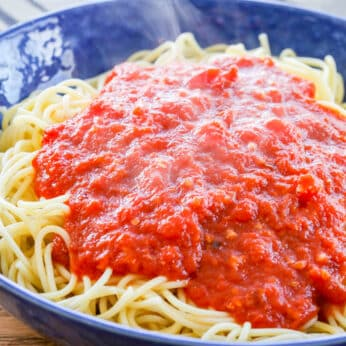 Fine Minute Marinara is the best red sauce of your life!