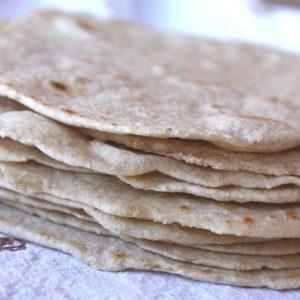 Whole Wheat Tortillas