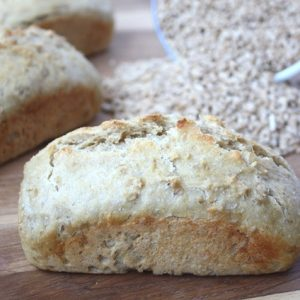 Maple Oatmeal Whole Wheat Sandwich Bread