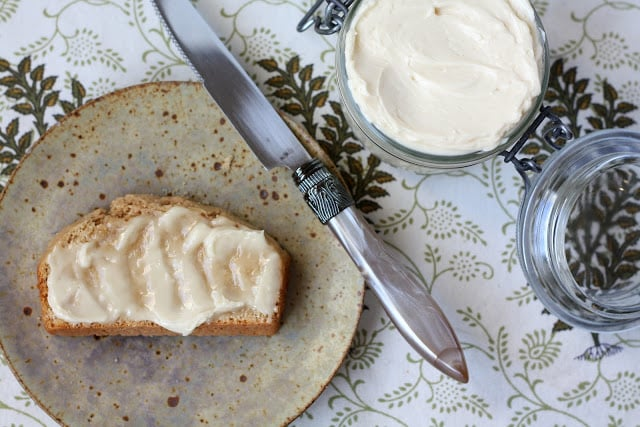Maple Butter recipe by Barefeet In The Kitchen