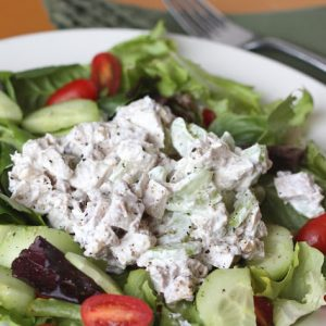 Simple Turkey Salad