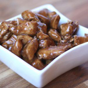 Chicken with Teriyaki Hoisin Sauce