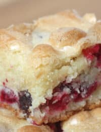 Cranberry Christmas Cake is a favorite all year round!