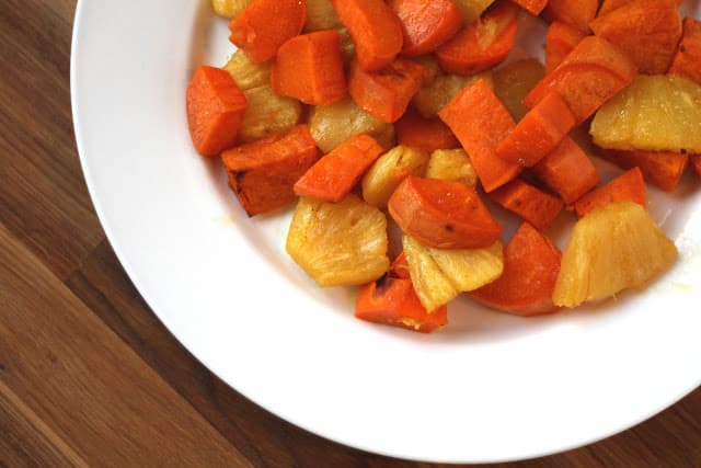 Sweet Potatoes and Pineapple recipe by Barefeet In The Kitchen