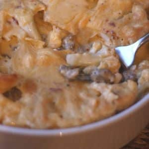 Cheesy Cauliflower Mac 'n Cheese