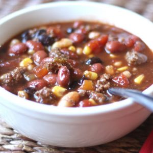 Taco Soup – Made by My Boys