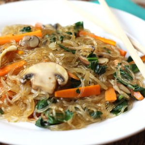 Jap Chae / Chap Chae – Korean Glass Noodles