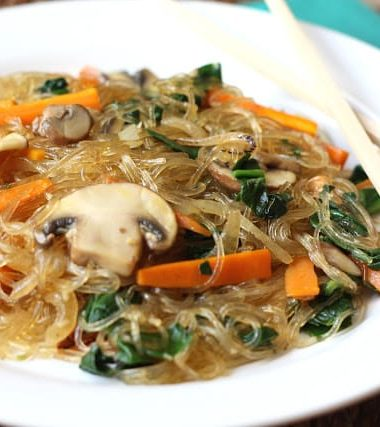 Jap Chae / Chap Chae – Korean Glass Noodles