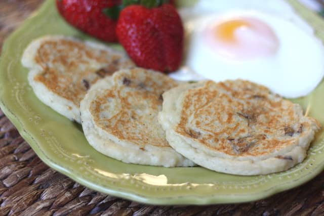 Potato Pancakes recipe by Barefeet In The Kitchen