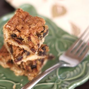 Butter Tart Squares – Gluten Free or Not