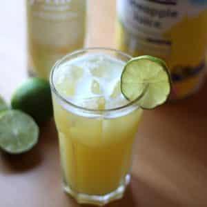 Pineapple Coconut Sour