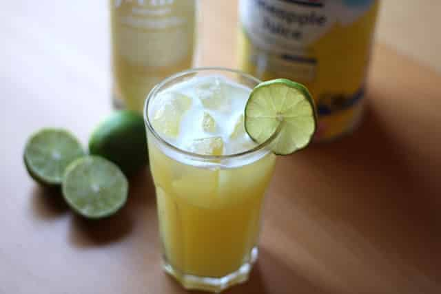 Pineapple Coconut Sour recipe by Barefeet In The Kitchen
