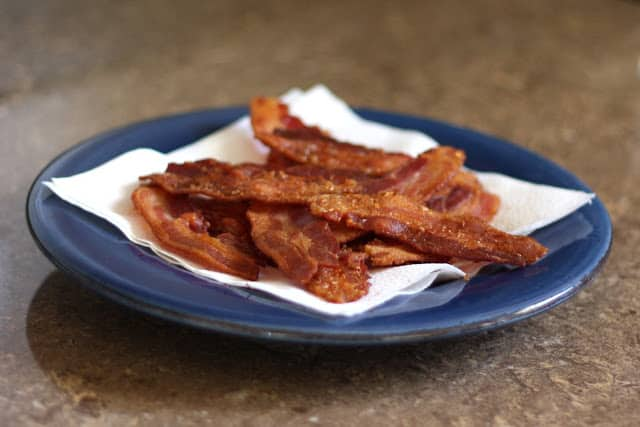 Kitchen Tip: How to Cook Bacon in the Oven recipe by Barefeet In The Ktichen