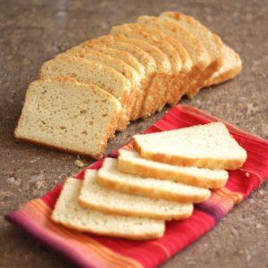 Tender High Rising Gluten Free Sandwich Bread
