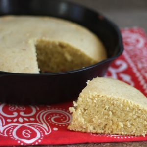 The BEST Cornbread Ever {traditional and gluten free recipes}