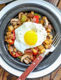 Crispy Breakfast Hash