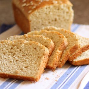 Honey and Oat Gluten Free Bread