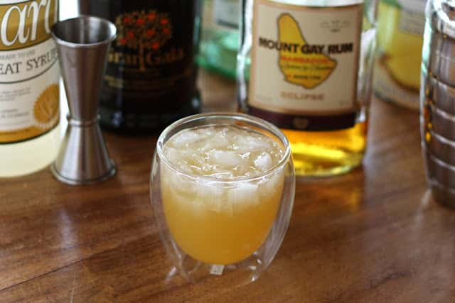 Classic Mai Tai recipe by Barefeet In The Kitchen
