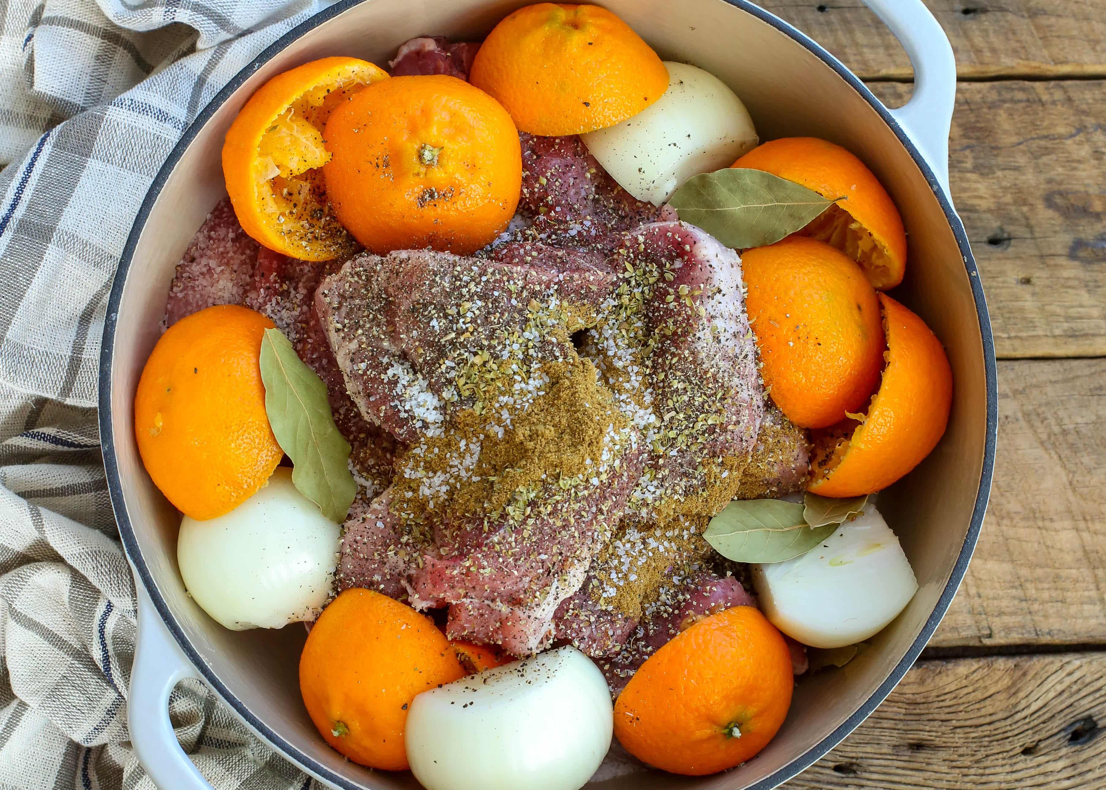Authentic Carnitas Recipe Dutch Oven