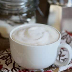 Spanish Cafe con Leche