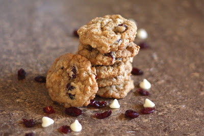 A close up of food, with Cookie and Oatmeal