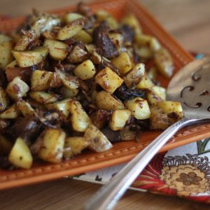 Pork Carnitas Hash