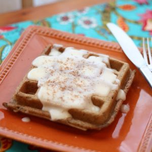 Buckwheat Waffles – Gluten Free or Not