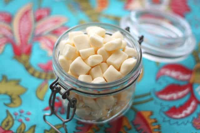 Homemade Butter Mints & Chocolate Butter Mints recipe by Barefeet In The Kitchen