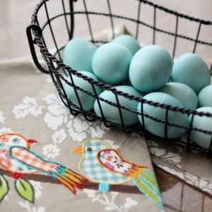 Kitchen Tips: Homemade Easter Egg Dyes
