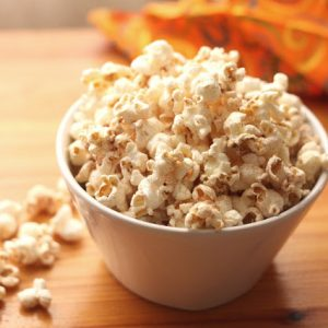 Homemade Popcorn ~ Savory or Sweet