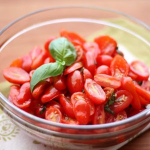 Champagne Tomatoes