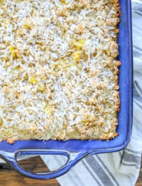 Pineapple Baked Oatmeal