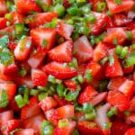 Strawberry Jalapeno Salsa