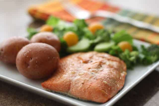 Orange Citrus Salmon recipe by Barefeet In The Kitchen