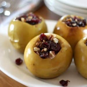 Stuffed Apples ~ In The Crock-Pot or In The Oven