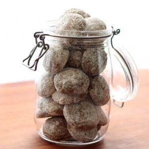 Pfeffernusse ~ German Pepper Nut Cookies