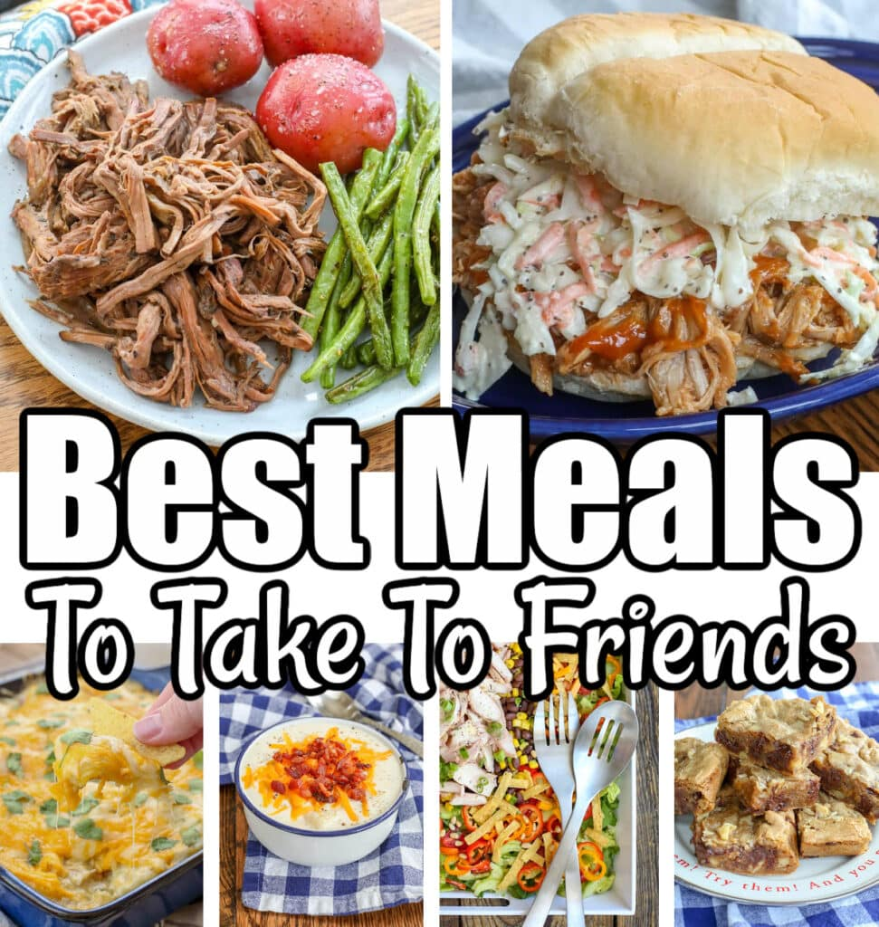 Meals to Take to Friends