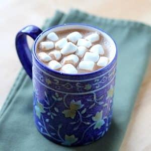 Creamy Crock-Pot Cocoa