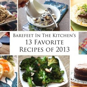 13 Favorite Recipes of 2013