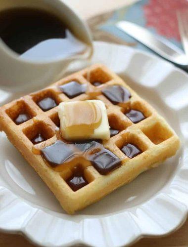 Brown Sugar Butter Syrup