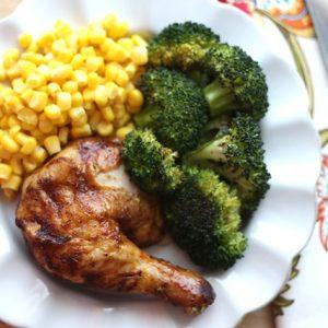 Brown Sugar Spiced Chicken
