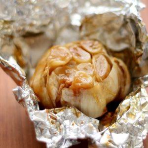 Kitchen Tip: How To Roast Garlic
