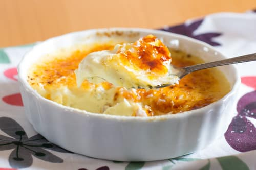 how to make classic creme brulee recipe